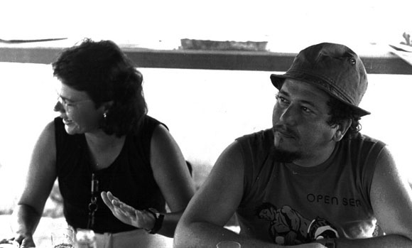 Luiza e Caetano: uma história em comum.